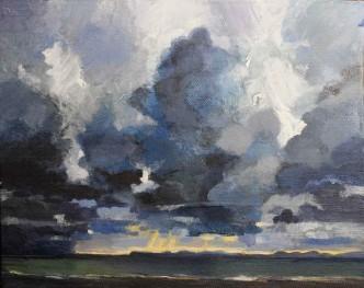 Evening Light Looking West