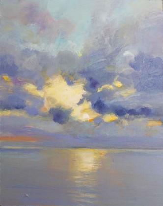 Sunset Cardigan Bay